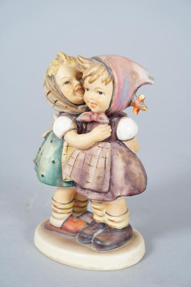 Three Hummel German Porcelain Figurines - 3