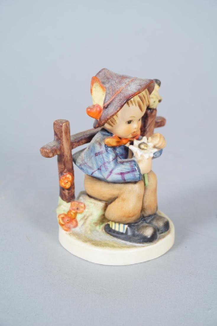 Three Hummel German Porcelain Figurines - 6
