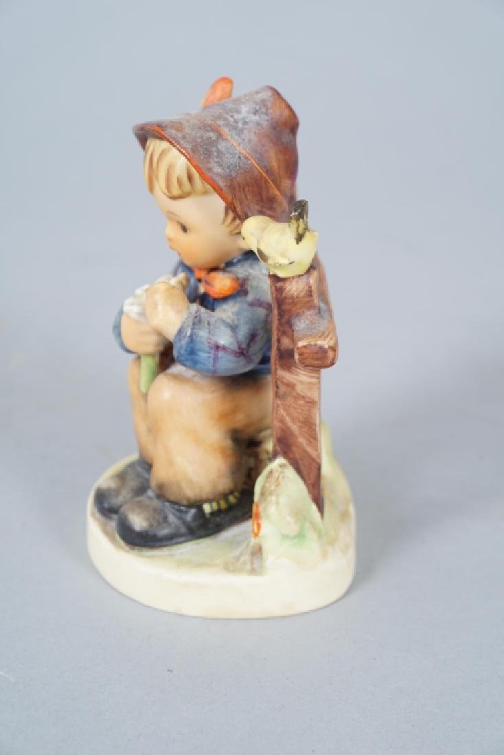 Three Hummel German Porcelain Figurines - 7