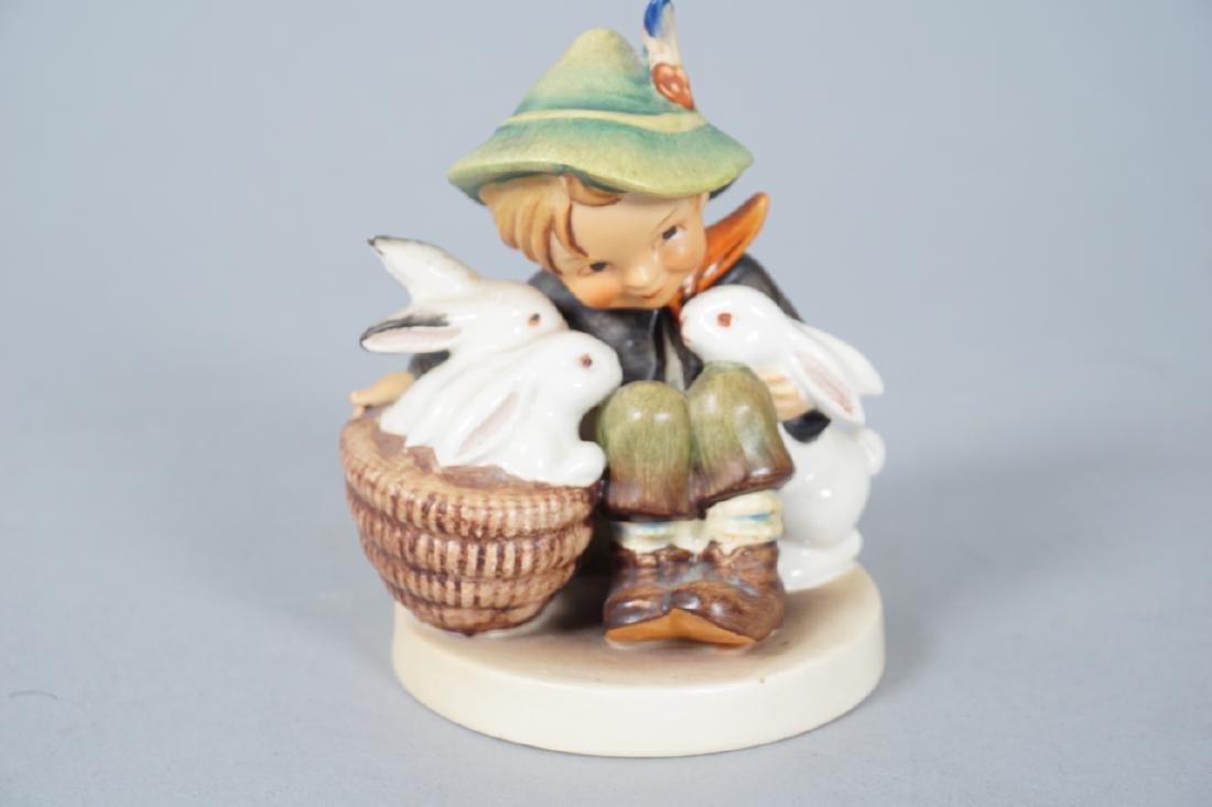 Three Hummel German Porcelain Figurines - 9