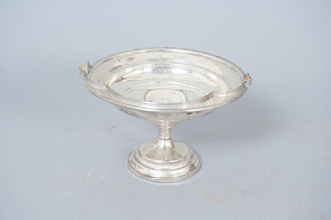 Collection of Silver Plate & Sterling Serving Item - 3