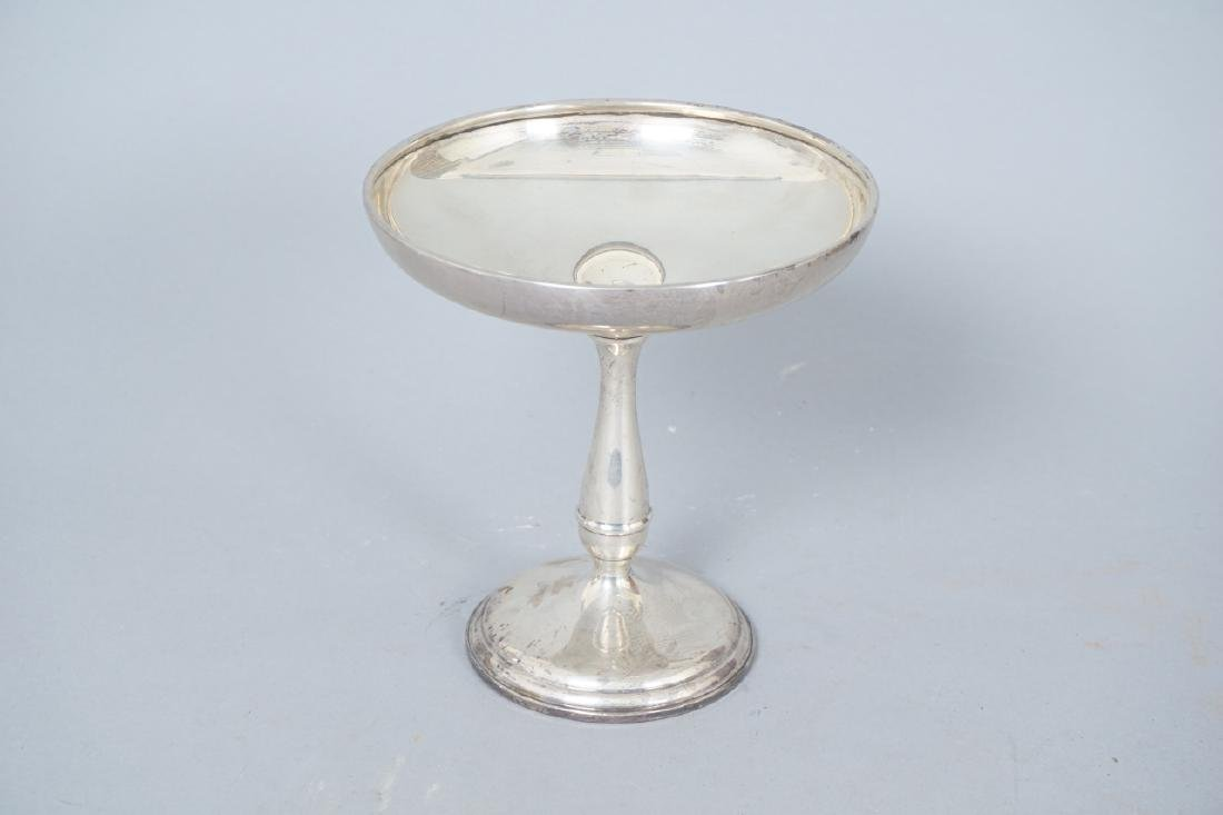 Collection of Silver Plate & Sterling Serving Item - 5