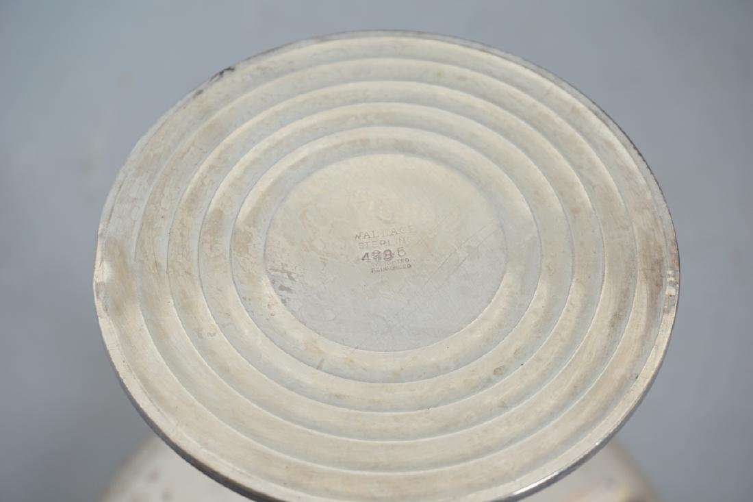 Collection of Silver Plate & Sterling Serving Item - 6