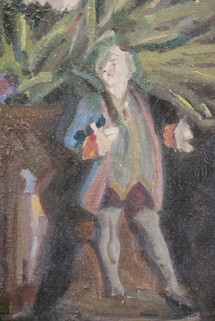 Original Signed Oil on Canvas Still Life Painting - 8