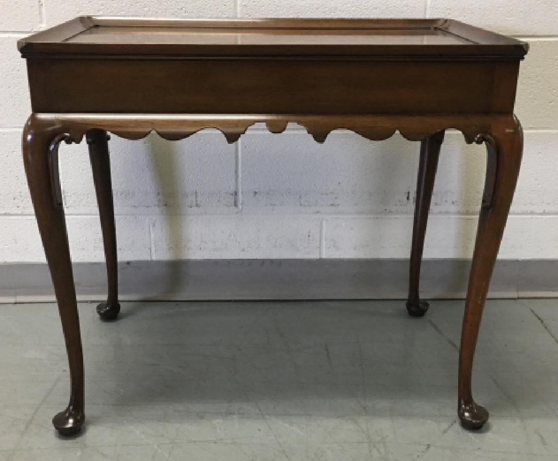 Queen Anne Style Side / End Table