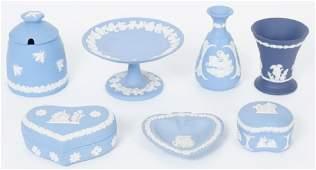 Collection Wedgwood Jasperware Decorative Pieces
