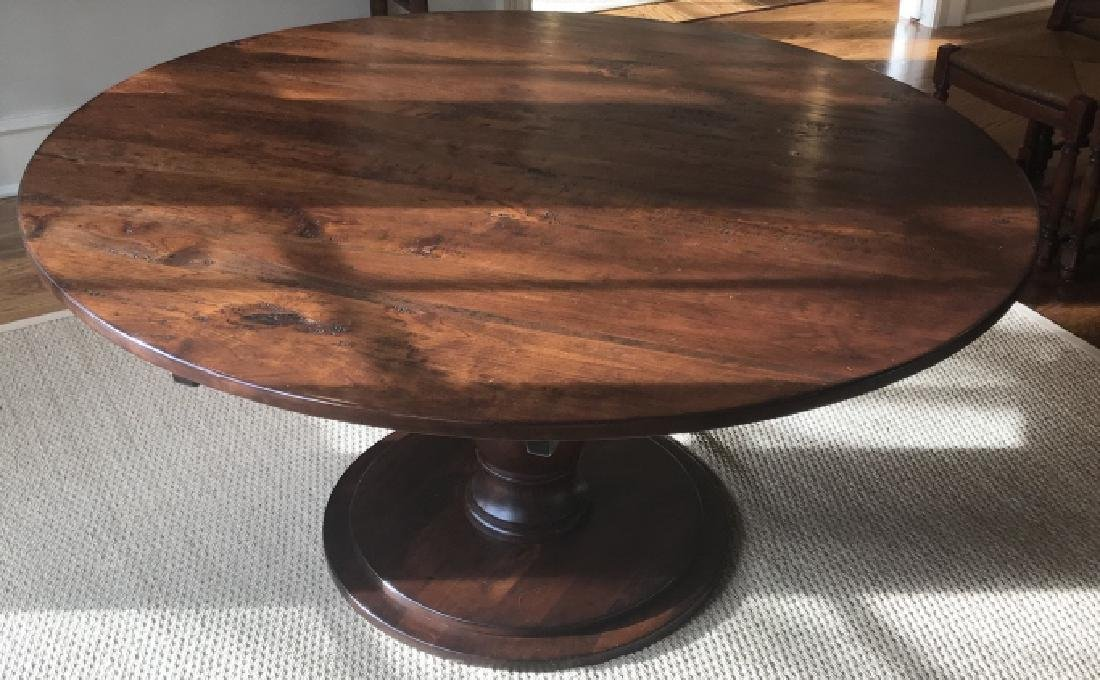Custom Made French Country Style Dining Table