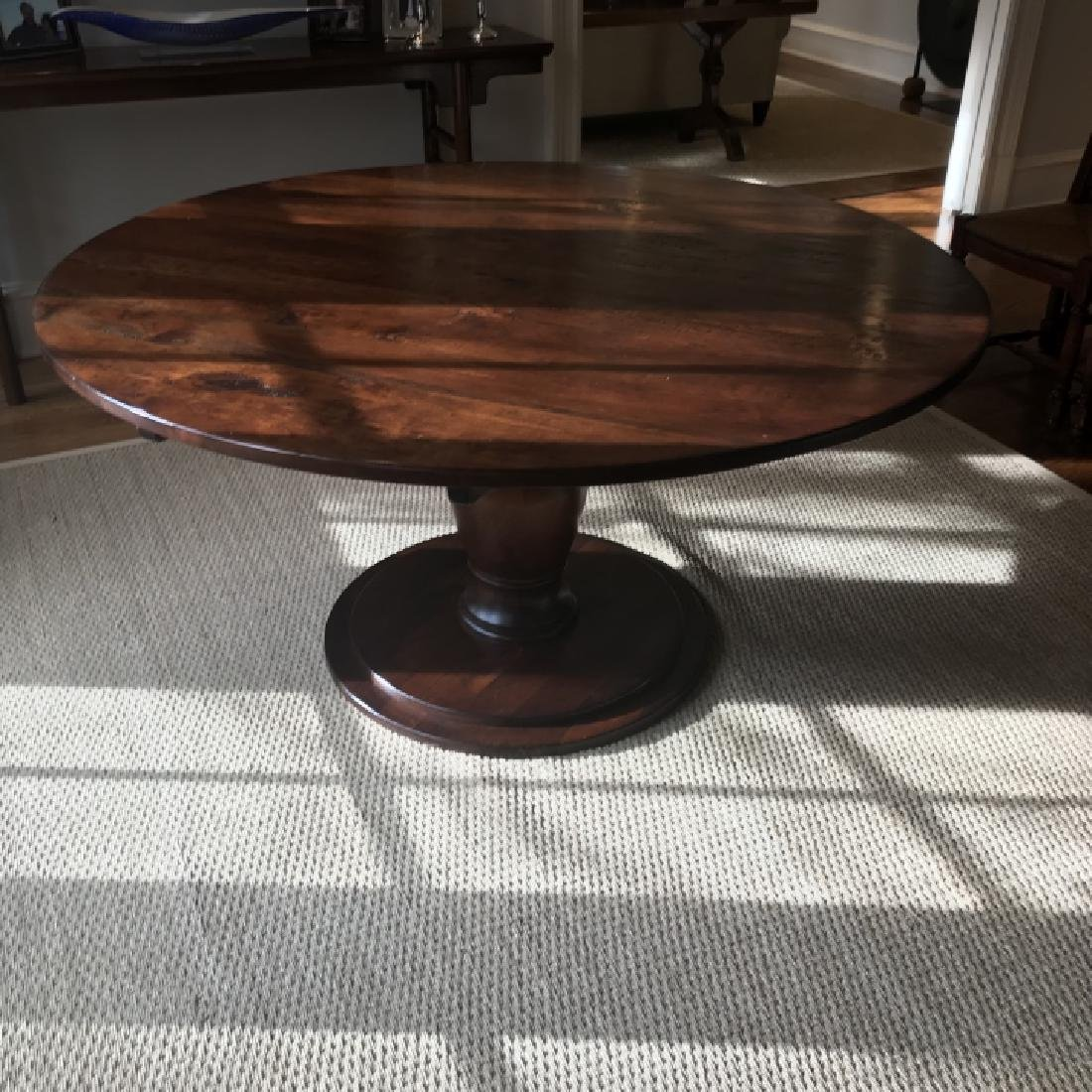 Custom Made French Country Style Dining Table - 4