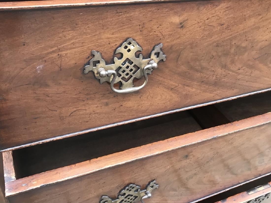 American Empire Style Crotch Mahogany Sideboard - 6