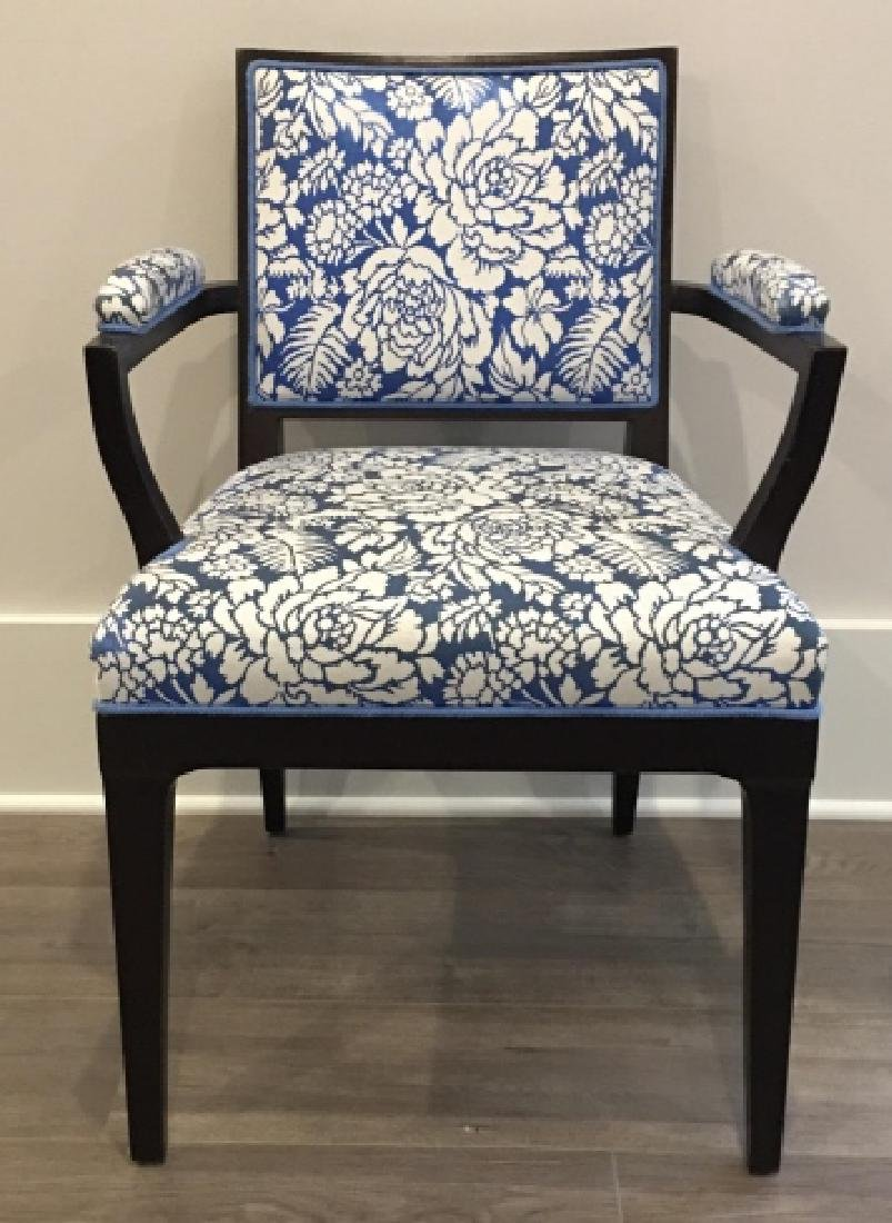 Contemporary Donghia Upholstered Arm Chair