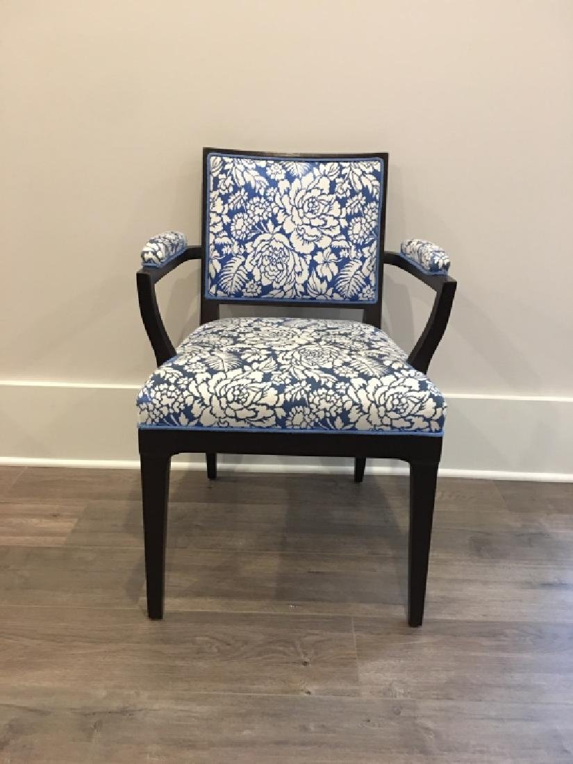 Contemporary Donghia Upholstered Arm Chair - 2