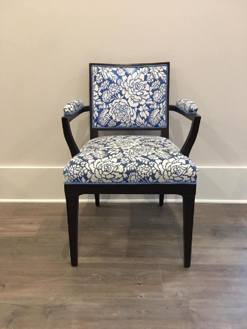Contemporary Donghia Upholstered Arm Chair - 3