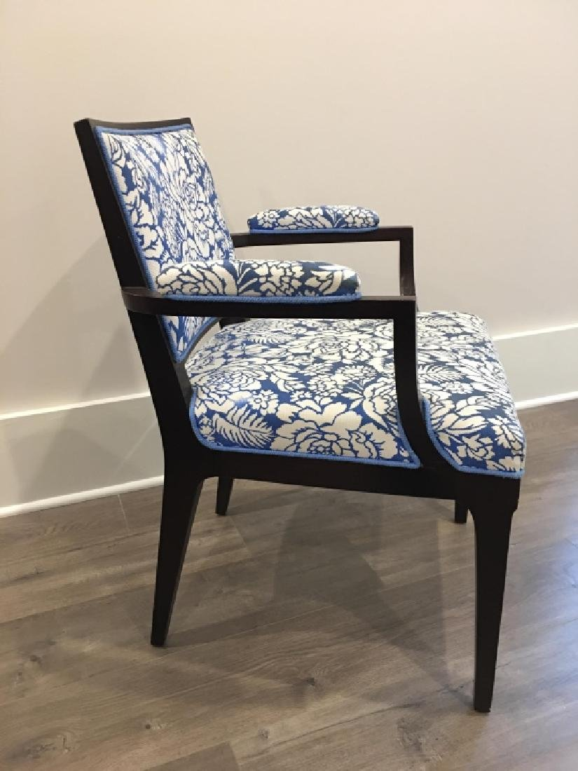 Contemporary Donghia Upholstered Arm Chair - 4