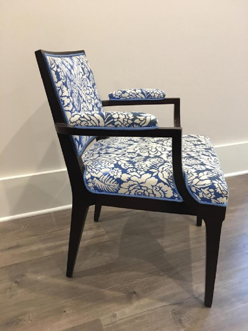 Contemporary Donghia Upholstered Arm Chair - 5