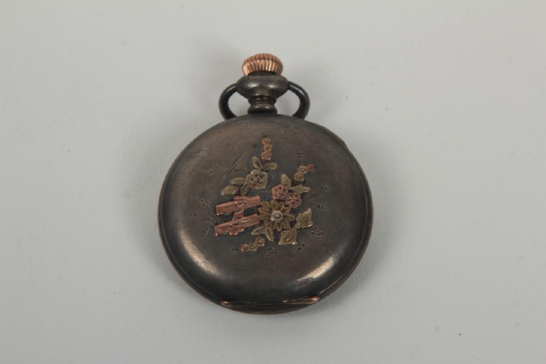 Antique Pocket Watch & Three Vintage Watches - 5