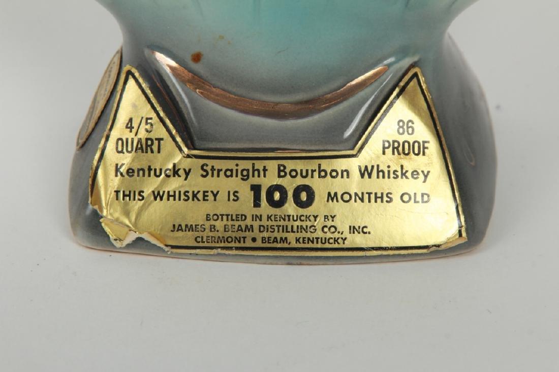 1965 Worlds Fair Porcelain Beam Whiskey Bottle - 5