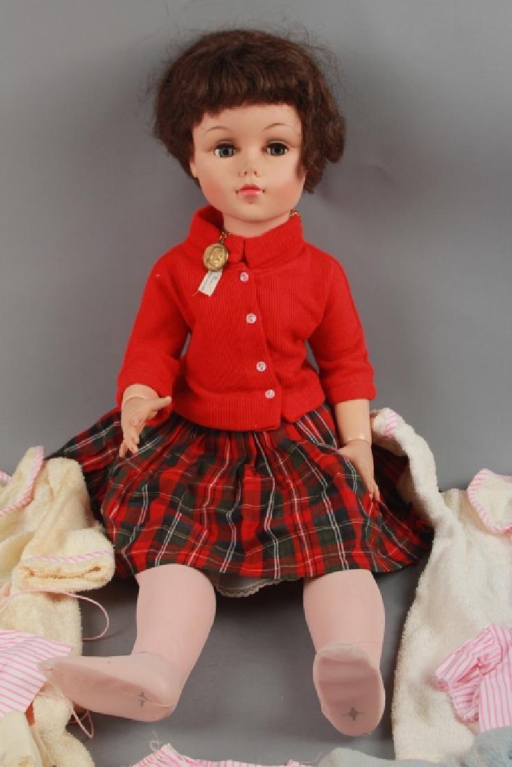 Large Mid Century Mimi Madame Alexander Doll - 3