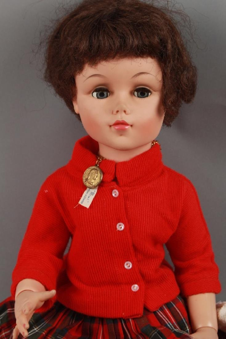 Large Mid Century Mimi Madame Alexander Doll - 4