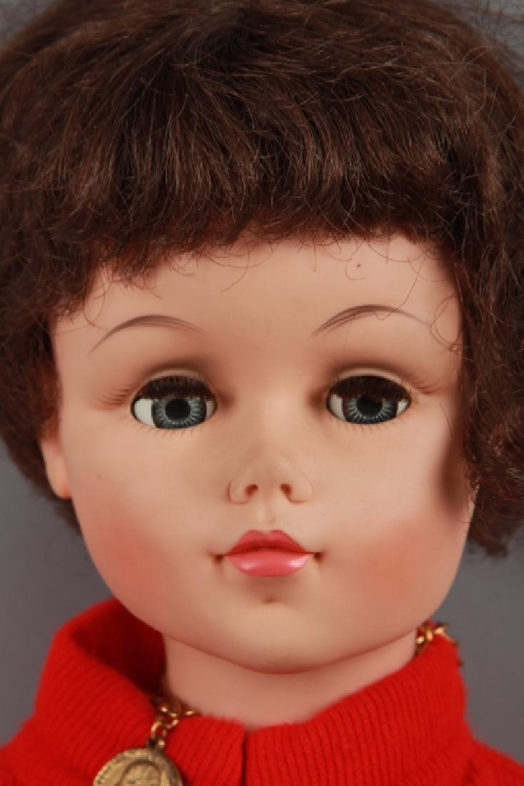 Large Mid Century Mimi Madame Alexander Doll - 5