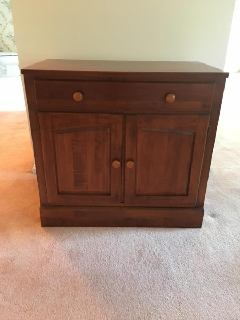 Ethan Allan American Country Style Console Cabinet - 2