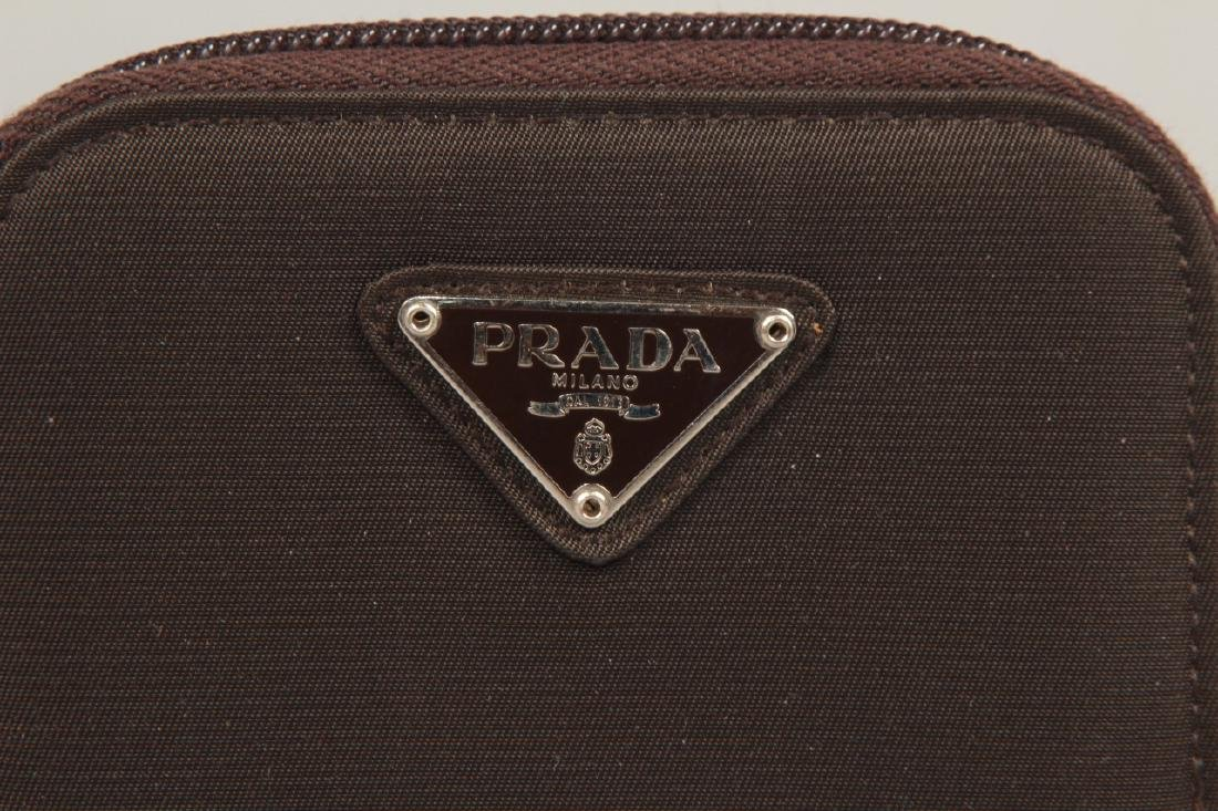 Vintage Prada Nylon Coin Purse - 3