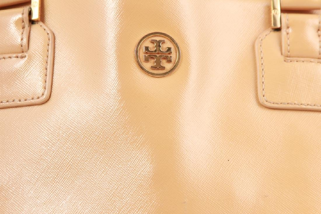 Vintage Tory Burch Leather Handbag / Purse - 4