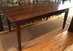 American Country Dining Table / Farm Table