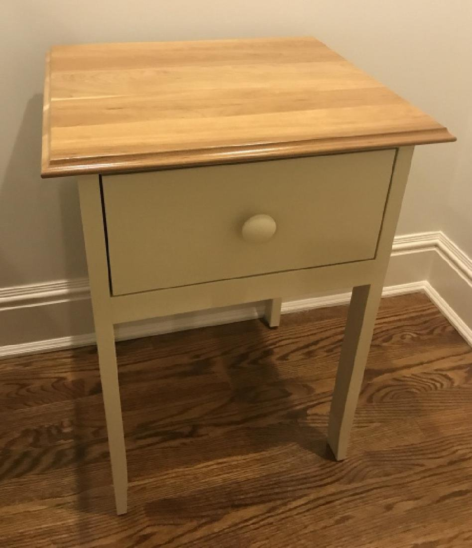 Contemporary Maine Cottage Nightstand w Drawer - 2
