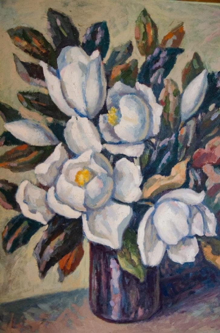 B Koenic - Impressionist Style Still Life Painting - 3