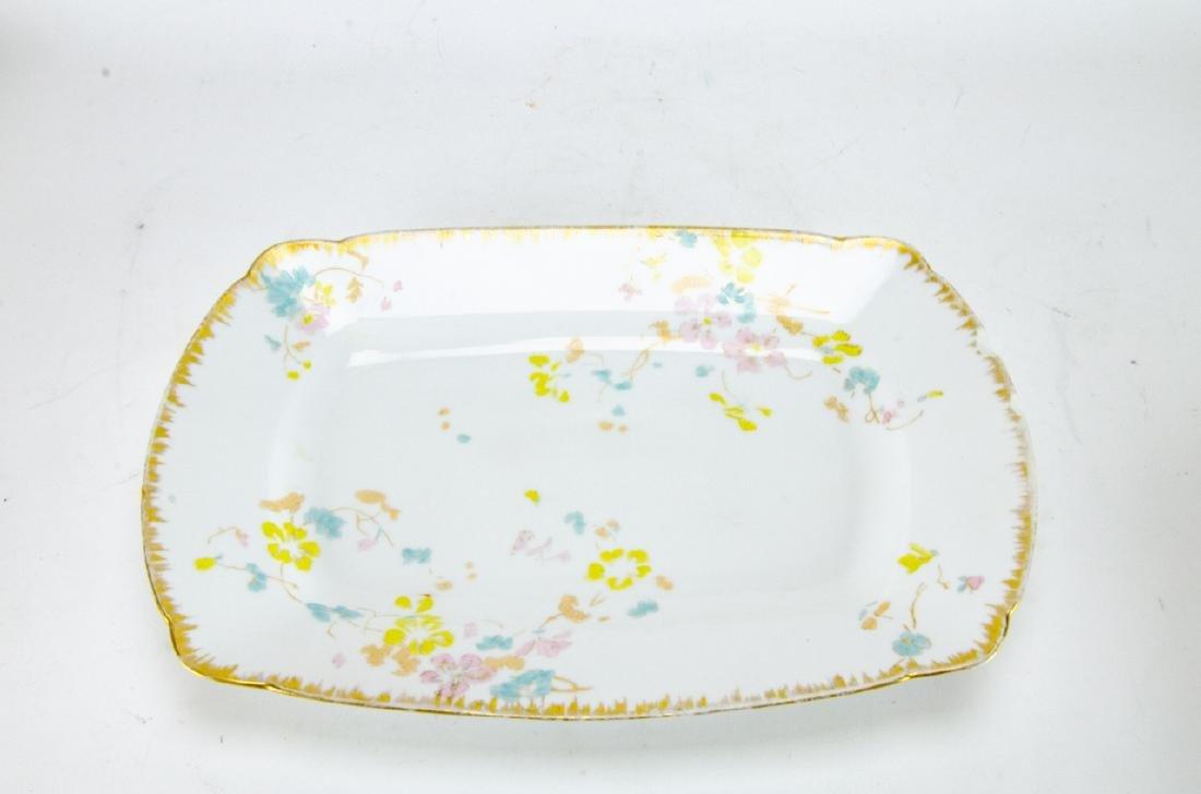 Antique D & C Limoges French Porcelain Platters - 4