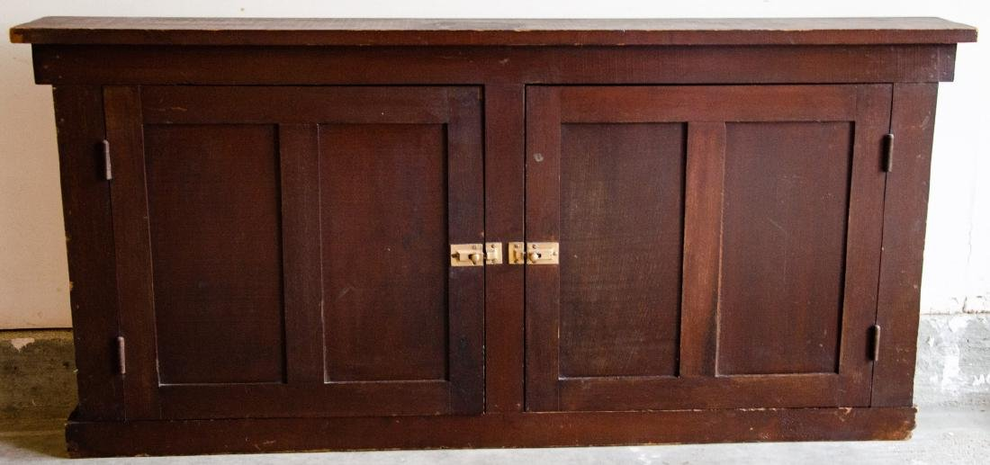 American Country Style Cabinet / Cupboard