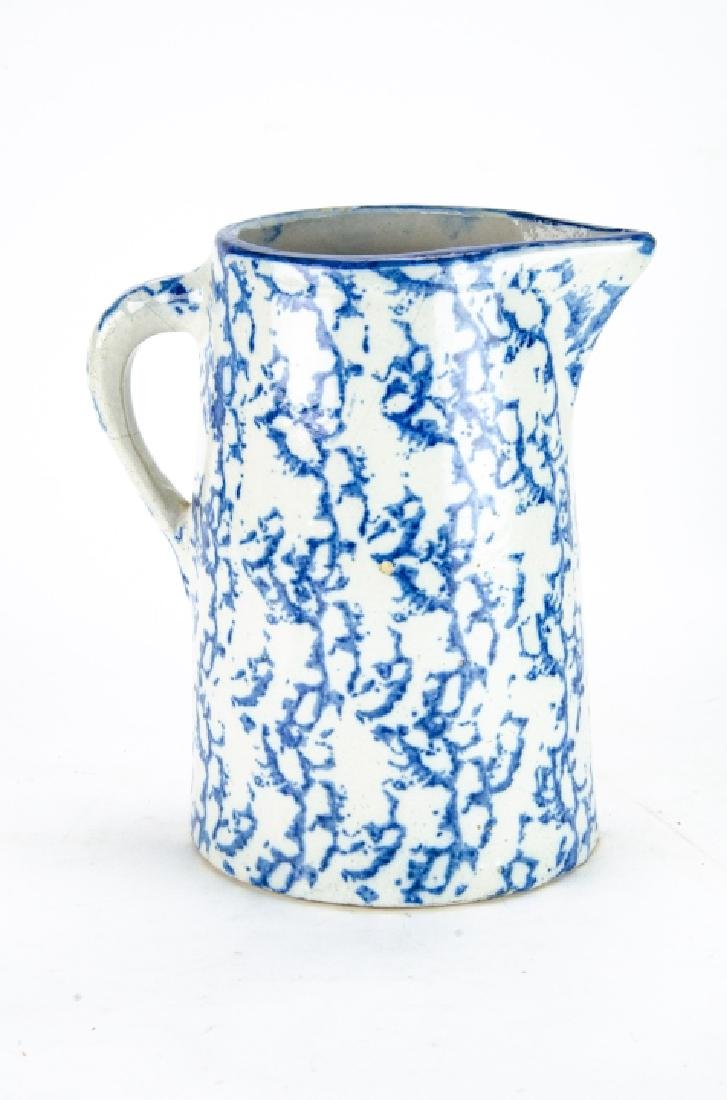 Collection of Pewter & Ceramic Pitchers - 5