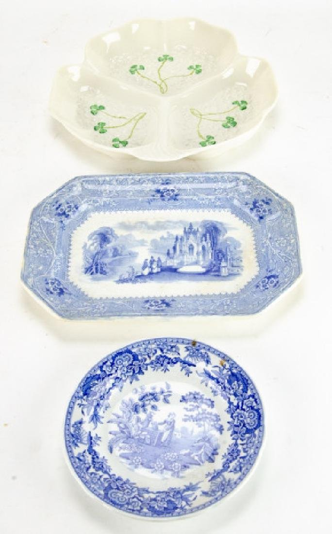 Lot of Porcelain & Ironstone Serve Ware Pieces