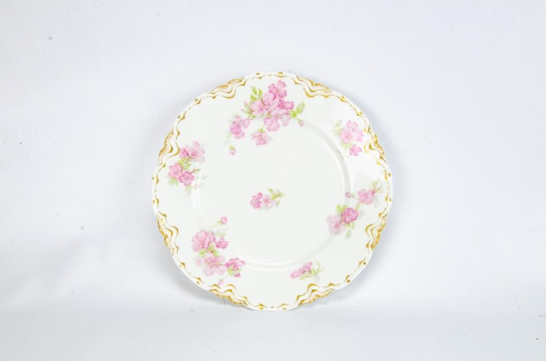 Vintage Haviland Limoges Rose Themed Porcelain - 3