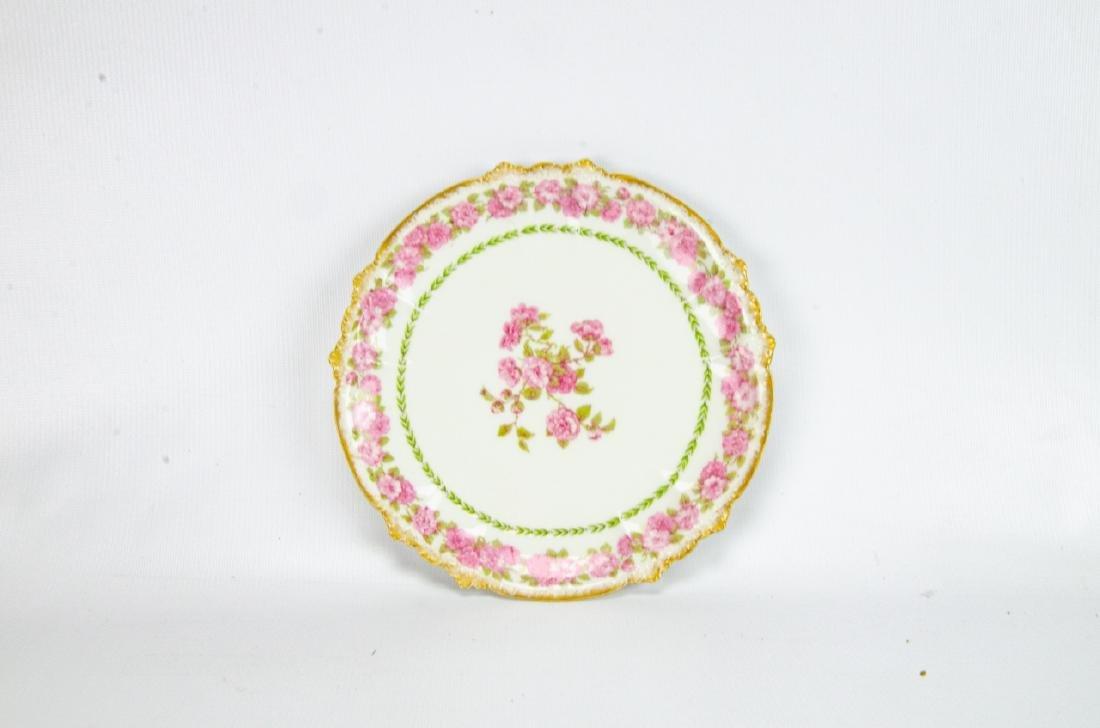 Vintage Haviland Limoges Rose Themed Porcelain - 5