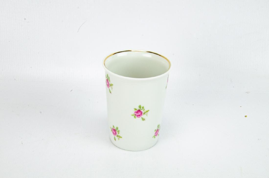 Vintage Haviland Limoges Rose Themed Porcelain - 6