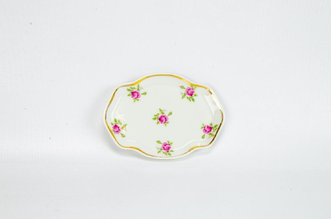 Vintage Haviland Limoges Rose Themed Porcelain - 7
