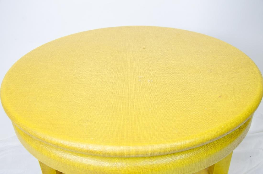 Minic Custom Woodwork Lacquered End / Side Table - 3