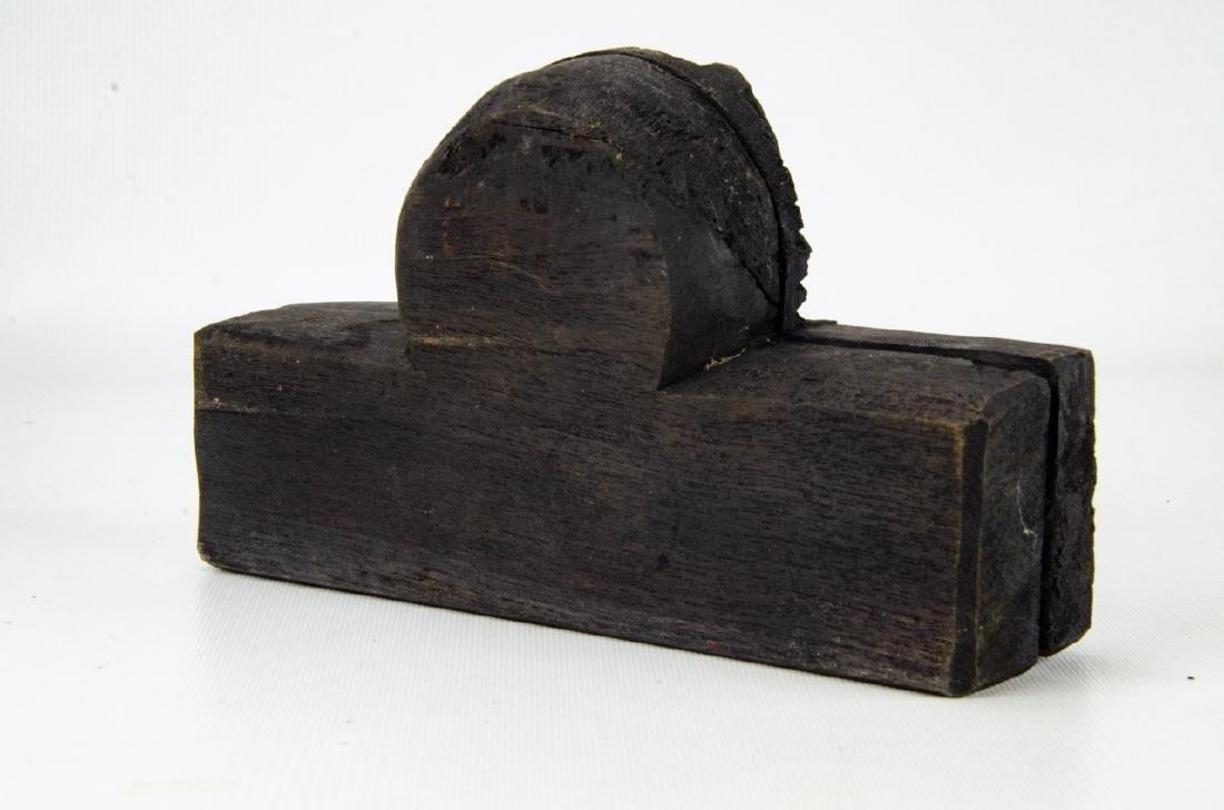 Burmese Miniature Brass Weights & Scale - 2