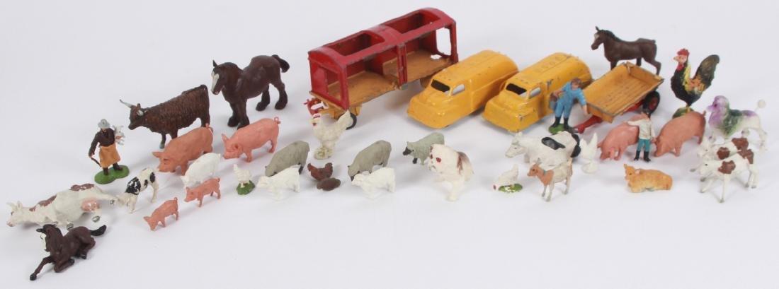 Antique Vintage Toys Britains Figures & Tootsietoy