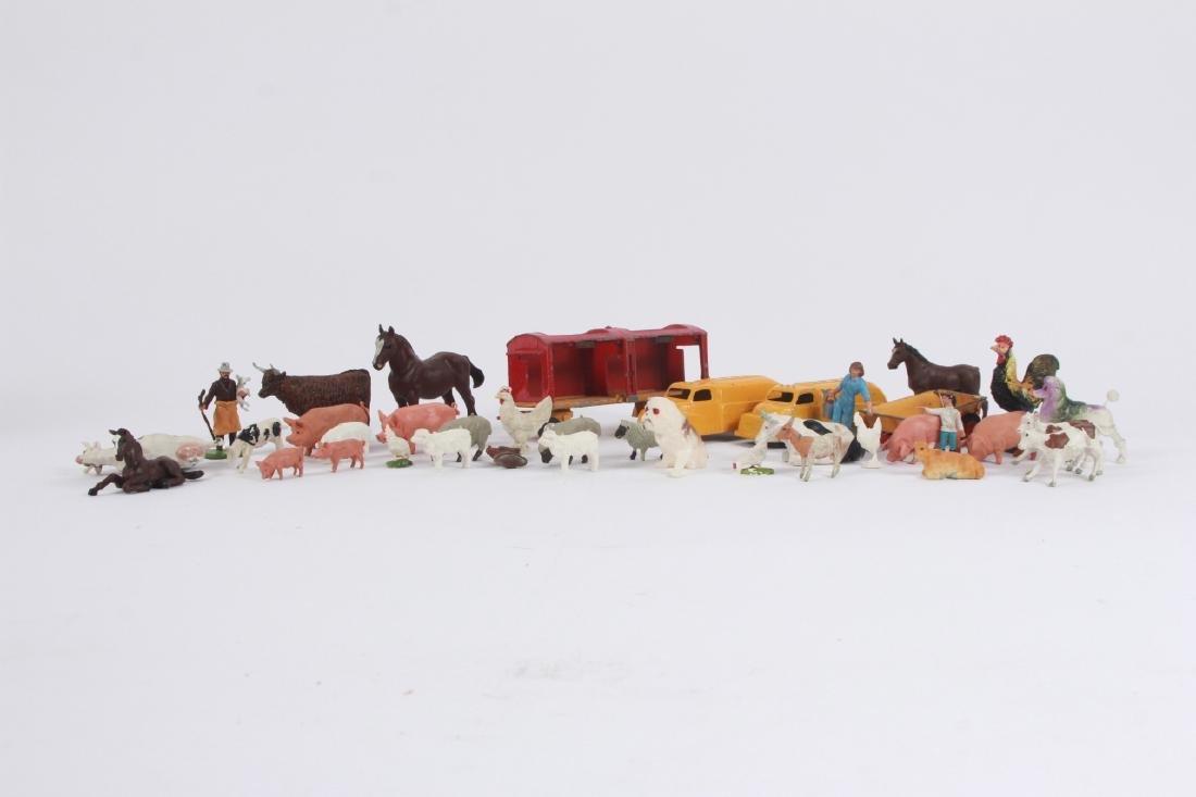 Antique Vintage Toys Britains Figures & Tootsietoy - 2