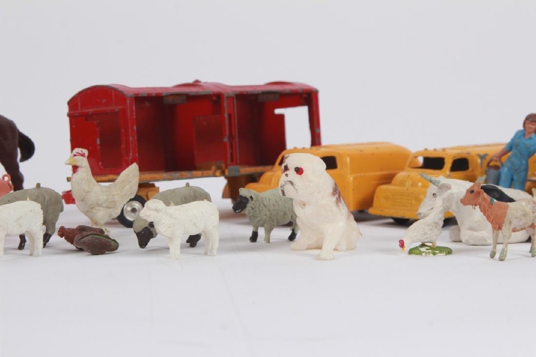 Antique Vintage Toys Britains Figures & Tootsietoy - 5