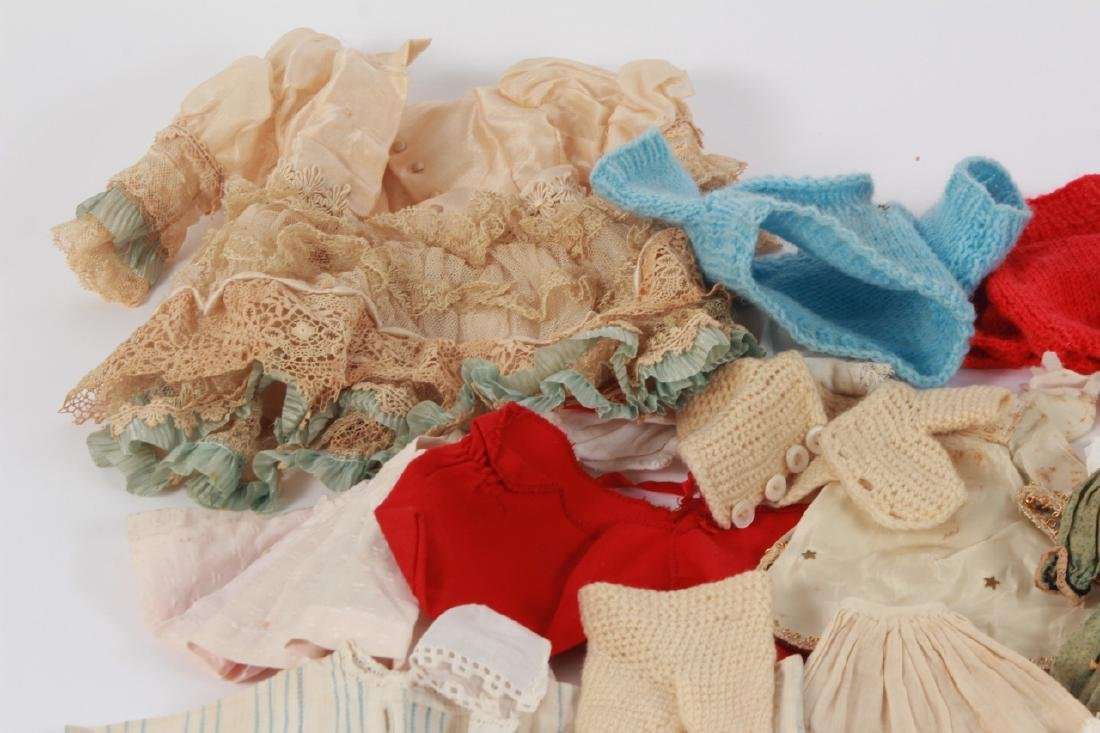 Collection of Antique & Vintage Doll Clothing - 2