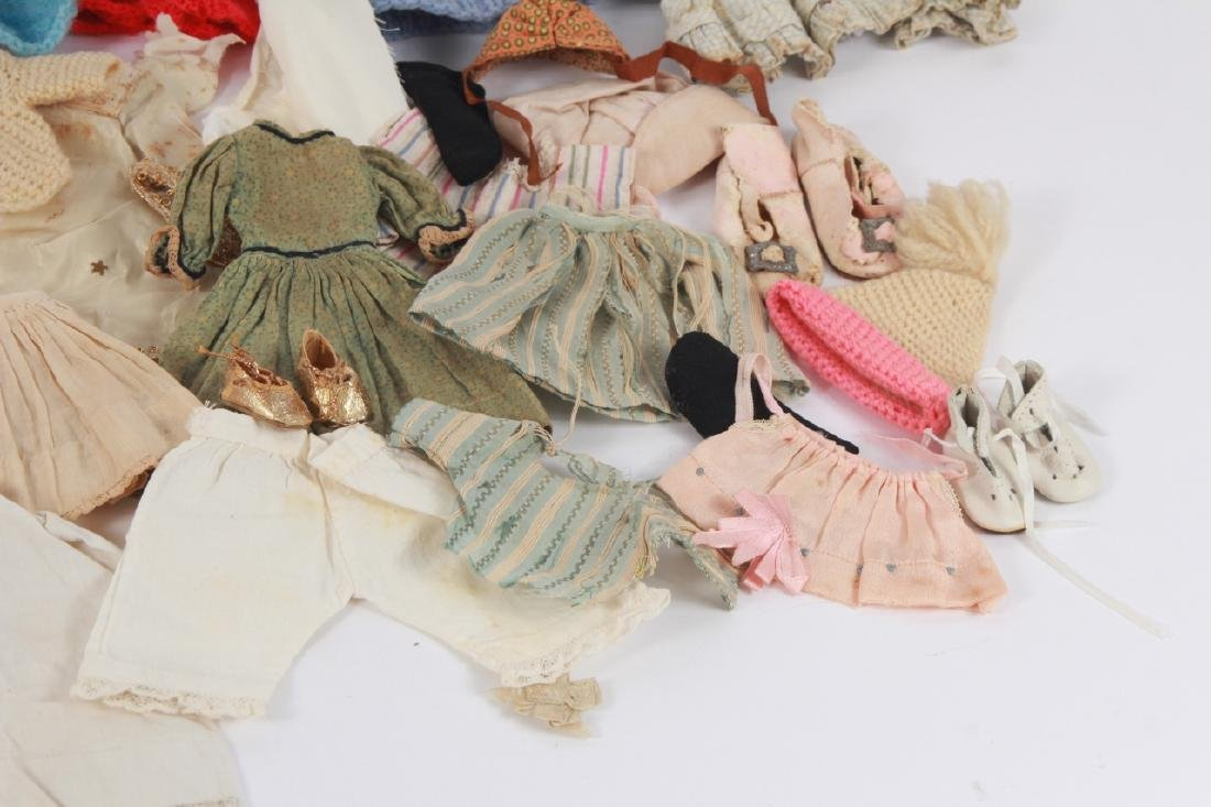 Collection of Antique & Vintage Doll Clothing - 4
