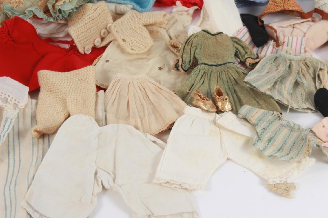 Collection of Antique & Vintage Doll Clothing - 5