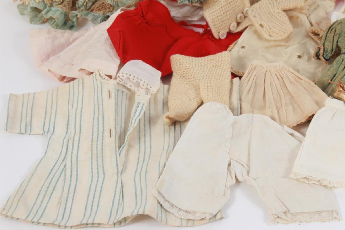 Collection of Antique & Vintage Doll Clothing - 6