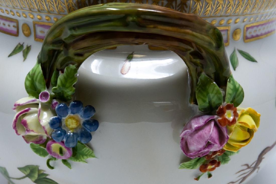 Royal Copenhagen Flora Danica Porcelain Tureen - 10