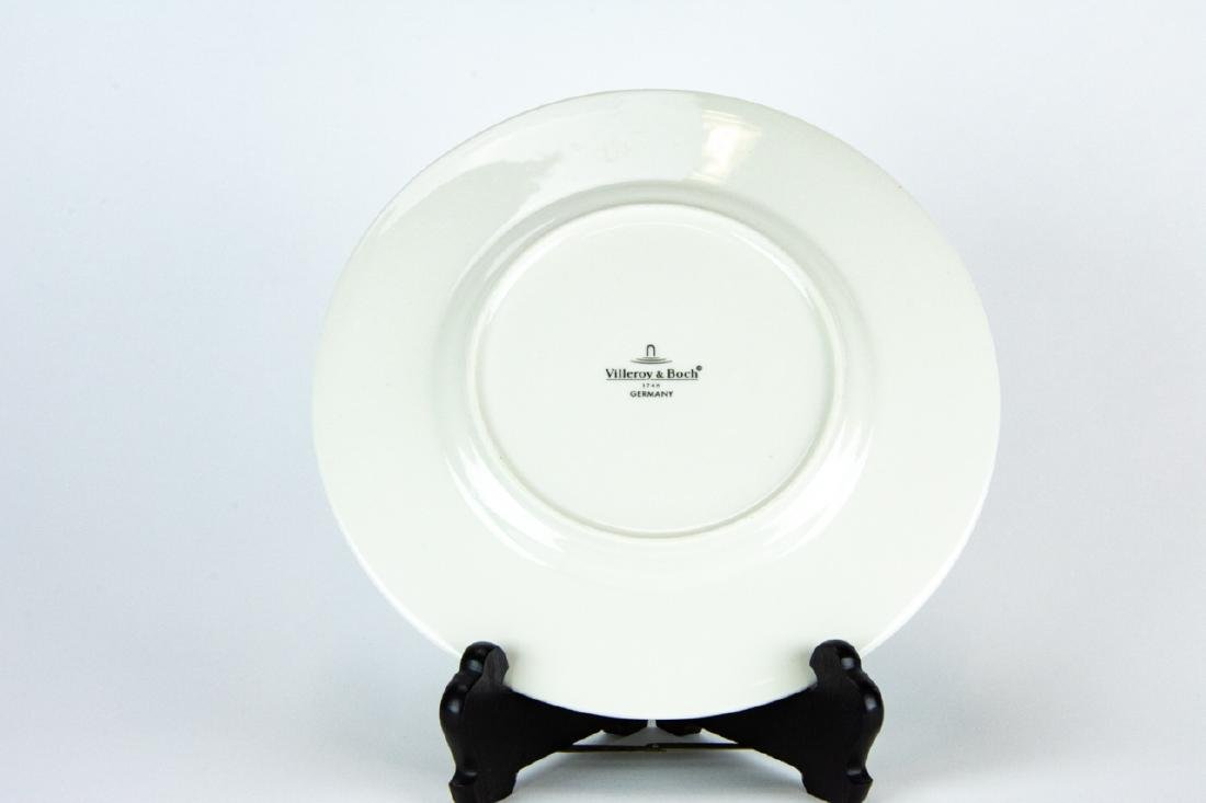 Six Villeroy & Boch Country Collection Plates - 7