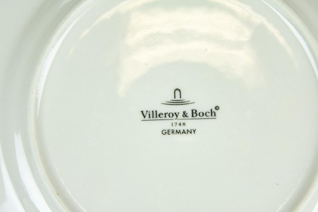 Six Villeroy & Boch Country Collection Plates - 8