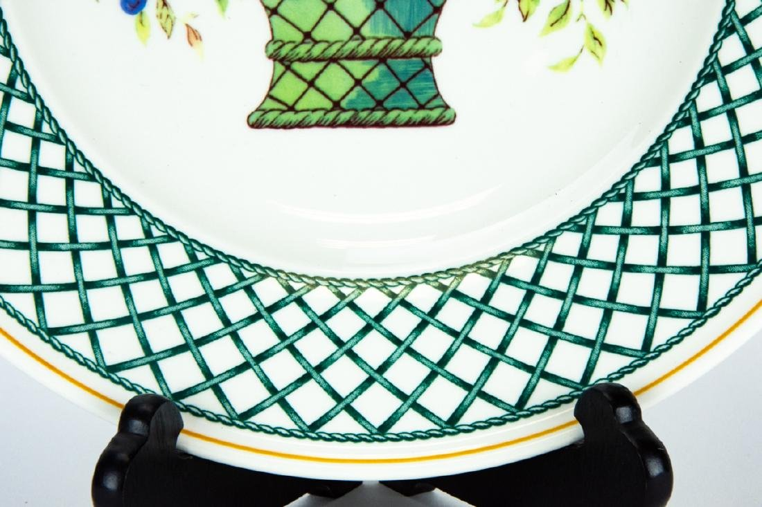 Six Villeroy & Boch Country Collection Plates - 2